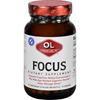 Olympian Labs Focus - 60 Vegetarian Capsules HGR 1627140
