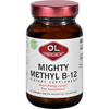 Olympian Labs Vitamin B-12 - Mighty Methyl B-12 - 60 Tablets HGR 1627884