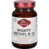 Vitamins OTC Meds Vitamin B: Olympian Labs - Vitamin B-12 - Mighty Methyl B-12 - 60 Tablets