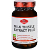 OTC Meds: Olympian Labs - Milk Thistle Extract - Plus - 60 Vegetarian Capsules