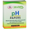 Olympian Labs pH Papers - 6.0-8.0 Range - 15 ft HGR 1628098