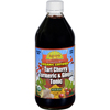 Dynamic Health Tonic - Tart Cherry Turmeric and Ginger - Organic Certified - 16 oz HGR 1628932