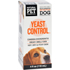 King Bio Homeopathic Yeast Control - Dogs - 4 oz HGR 1629351