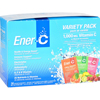 Ener-C Variety Pack - 1000 mg - 30 Packets HGR 1631423
