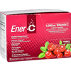 Energy Drink Medicines: Ener-C - Cranberry - 1000 mg - 30 Packets
