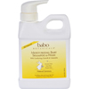 Babo Botanicals Baby Shampoo and Wash - Moisturizing - Oatmilk - 16 oz HGR 1632280
