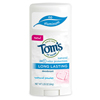 Clean and Green: Tom's Of Maine - Tom's of Maine Deodorant - Long Lasting - Stick - Natural Powder - 2.25 oz - Case of 6