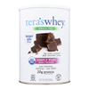 hgr: Tera's Whey - Protein - rBGH Free - Fair Trade Dark Chocolate - 24 oz