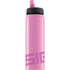 hgr: Sigg - Water Bottle - Active Top - Pink - .75 Liter