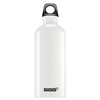 Clean and Green: Sigg - Water Bottle - Traveller - White - .6 Liter