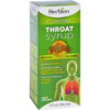 Herbion Naturals Throat Syrup - All Natural - 5 oz HGR 1638188