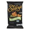 Stacy's Snacks Fire Roasted Jalapeno Pita Chips - Roasted Jalapeno - Case of 12 - 7.33 oz.. HGR 1640341