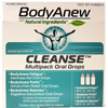 Bodyanew Cleanse - Multipack Oral Drops - 50 ml - 3 Count HGR 1641026
