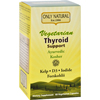 OTC Meds: Only Natural - Thyroid Support - Vegetarian - 60 Vegetarian Capsules