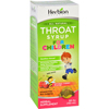 Herbion Naturals Throat Syrup - All Natural - Cherry - For Children - 5 oz HGR 1645035