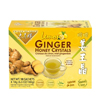 Prince of Peace Tea - Instant - Ginger Honey Crystals - with Lemon - 10 Sachets HGR 1669795