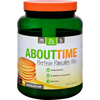 hgr: About Time - Protein Pancake Mix - Chocolate Chip - 1.5 lb
