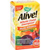 Nature's Way Alive Multi-Vitamin No Iron Added - 60 Tablets HGR 0168054