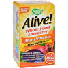 Nature's Way Alive Multi-Vitamin No Iron Added - 90 Tablets HGR 0168070