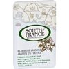 South of France Bar Soap - Blooming Jasmine - Travel - 1.5 oz - Case of 12 HGR 1684489