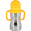Thinkbaby Bottle - Thinkster - Of Steel - with Cover and Spout - 9 oz HGR 1688910