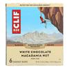 Clif Bar Energy Bar - White Chocolate Macadamia Nut - Case of 9 - 6/2.4oz. HGR 1690866
