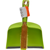 brooms and dusters: Full Circle Home - Dustpan and Brush Set - Clean Team - 1 Set