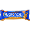 Balance Bar Company Gold - Caramel Nut Blast - 1.76 oz - Case of 6 HGR 1694363