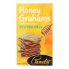 Pamela's Products Graham Style Crackers - Honey - Case of 6 - 7.5 oz.. HGR 1696384