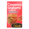 Pamela's Products Grahams Style Crackers - Cinnamon - Case of 6 - 7.5 oz.. HGR 1696392