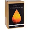 Evolution Salt Crystal Salt Lamp - Raindrop - 1 Count HGR 1701887