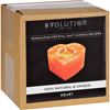 Evolution Salt Tealight Candle Holder - Heart - 1 Count HGR 1702075