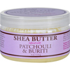Nubian Heritage Shea Butter - 100 Percent Organic - Patchouli and Buriti - 4 oz HGR 1703008