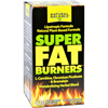 Natural Balance Super Fat Burners - 120 Vegetarian Capsules HGR 1703511