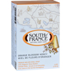 South of France Bar Soap - Orange Blossom Honey - Full Size - 6 oz HGR 1706035