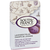 South of France Bar Soap - Lavender Fields - Travel - 1.5 oz - Case of 12 HGR 1706357