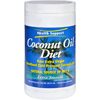 Herbal Homeopathy Single Herbs: Health Support - Coconut Oil Diet - Raw - Extra Virgin - 30 oz
