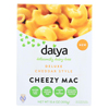 Daiya Foods Cheezy Mac Deluxe - Cheddar Style - Dairy Free - 10.6 oz. - Case of 8 HGR 1707074