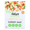 Daiya Foods Cheezy Mac Deluxe - White Cheddar Style - 10.6 oz. - Case of 8 HGR 1707124