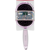 Earth Therapeutics Hair Brush - Paddle - Silicon - Pink - 1 Count HGR 1711175