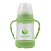 Green Sprouts Cup - Sip N Straw - Glass - 6 Months Plus - Green - 1 Count HGR 1711670