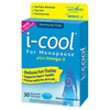 Gender Age Vitamins Womens Health: I-Cool - For Menopause - 30 Tablets