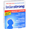 Condition Specific Memory Mental Clarity: Brainstrong - BrainStrong Memory Support - 30 Capsules