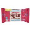 Nature's Bakery Gluten Free Fig Bar - Pomegranite - Case of 12 - 2 oz.. HGR 1716026