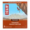 Clif Bar Bar - Organic - Crunchy Peanut Butter - Case of 9 - 6/2.4 oz. HGR 1716273