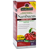 Herbal Homeopathy Herbal Formulas Blends: Nature's Answer - Natures Answer Sambucus - Original - Natural Cherry Flavor - 8 oz