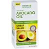 Supplements Food Supplements: Nature's Science - Natures Science Avocado Oil - 100 Percent Pure - 84 Softgels