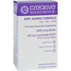Vitamins OTC Meds Multi Vitamin: Creative Bioscience - Anti-Aging Formula - 30 Vegetarian Capsules
