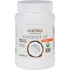 Nutiva Coconut Oil - Organic - Superfood - Refined - 15 oz HGR 1729540