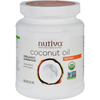 Shampoo Body Wash Bath Soaps Oils: Nutiva - Coconut Oil - Organic - Superfood - Refined - 54 oz